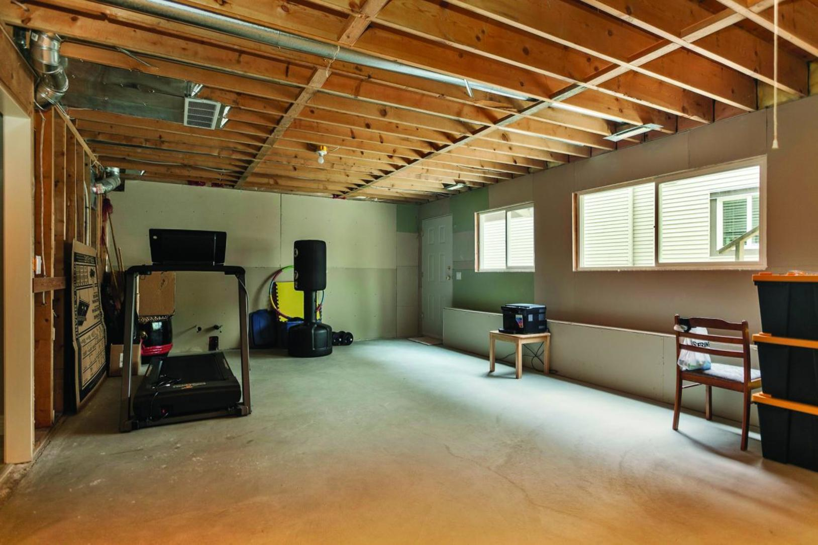 Exercise Room at 3057 Sienna Court, Coquitlam