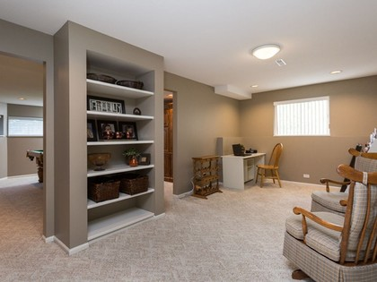 Basement at 2654 Fortress Drive, Citadel PQ, Port Coquitlam