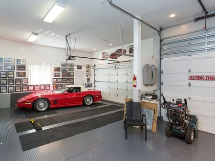 Underground garage at 2654 Fortress Drive, Citadel PQ, Port Coquitlam