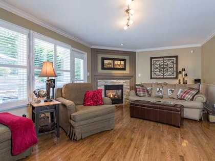 Family room at 2654 Fortress Drive, Citadel PQ, Port Coquitlam