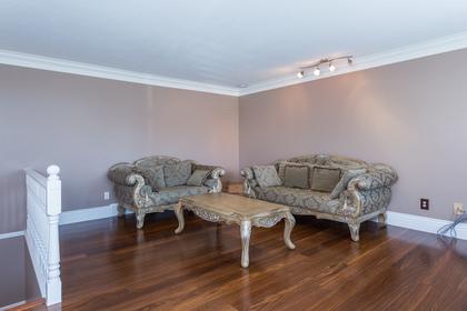 Family Room at 10 Simon Fraser Court, College Park PM, Port Moody