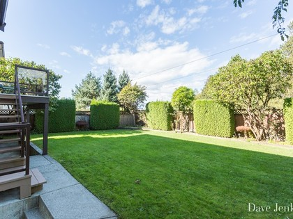 Backyard at 9031 Briar Road,