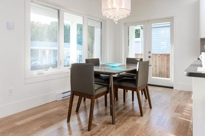 Dining room at 87 - 3295 Sunnyside Road, Anmore, Port Moody