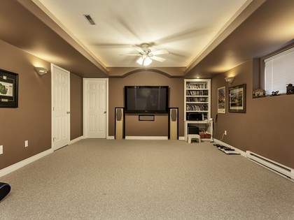 Basement at 2558 Diamond Crescent, Westwood Plateau, Coquitlam
