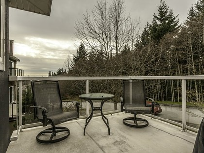 Balcony at 2558 Diamond Crescent, Westwood Plateau, Coquitlam
