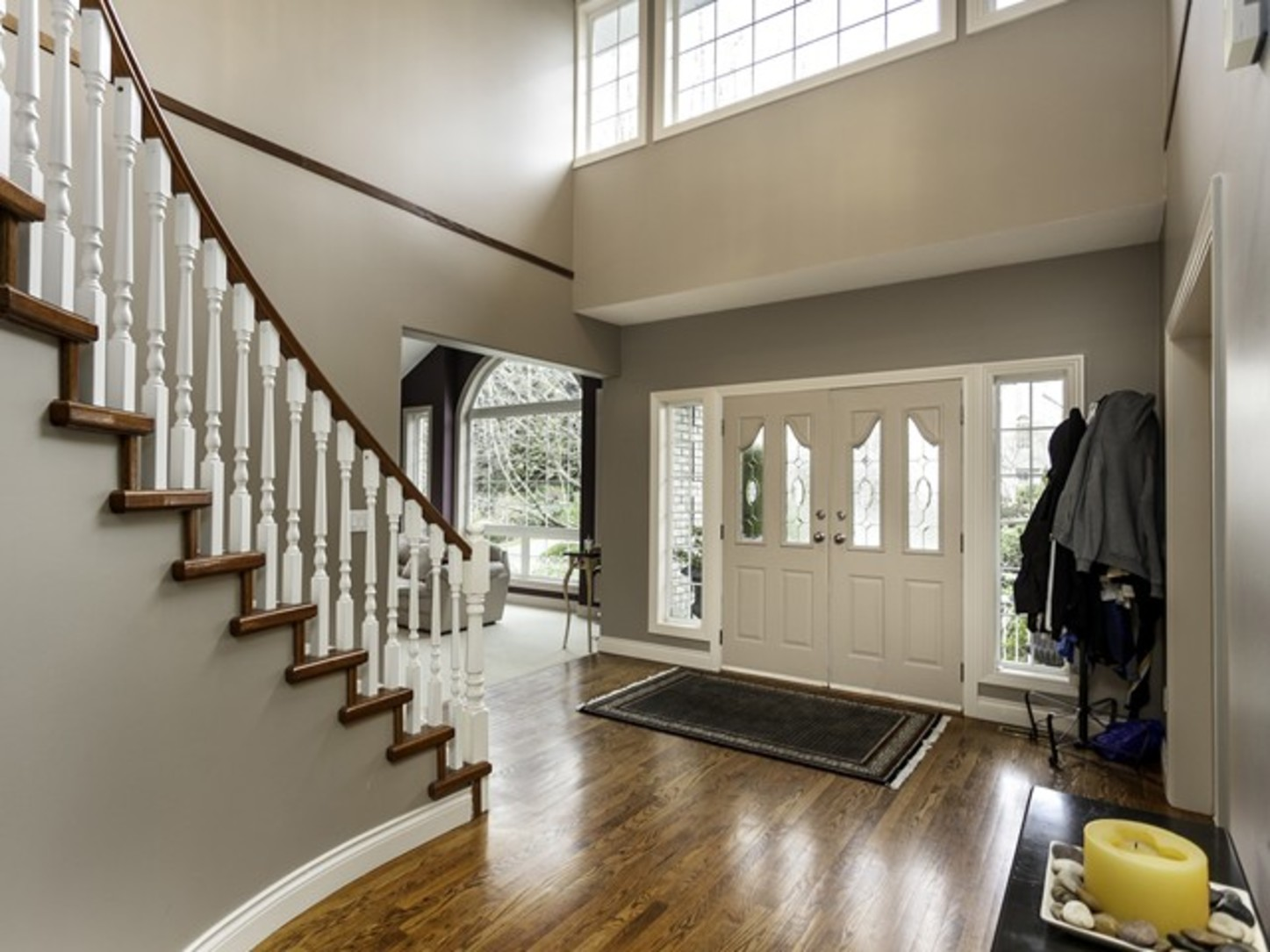 Entrance at 2558 Diamond Crescent, Westwood Plateau, Coquitlam