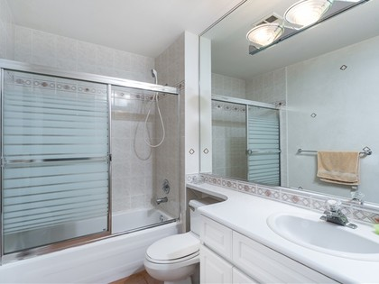 Master bathroom at 15338 Sequoia Drive, Heritage Woods PM, Port Moody
