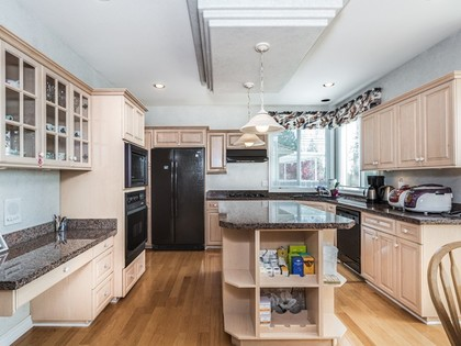 Kitchen at 15338 Sequoia Drive, Heritage Woods PM, Port Moody