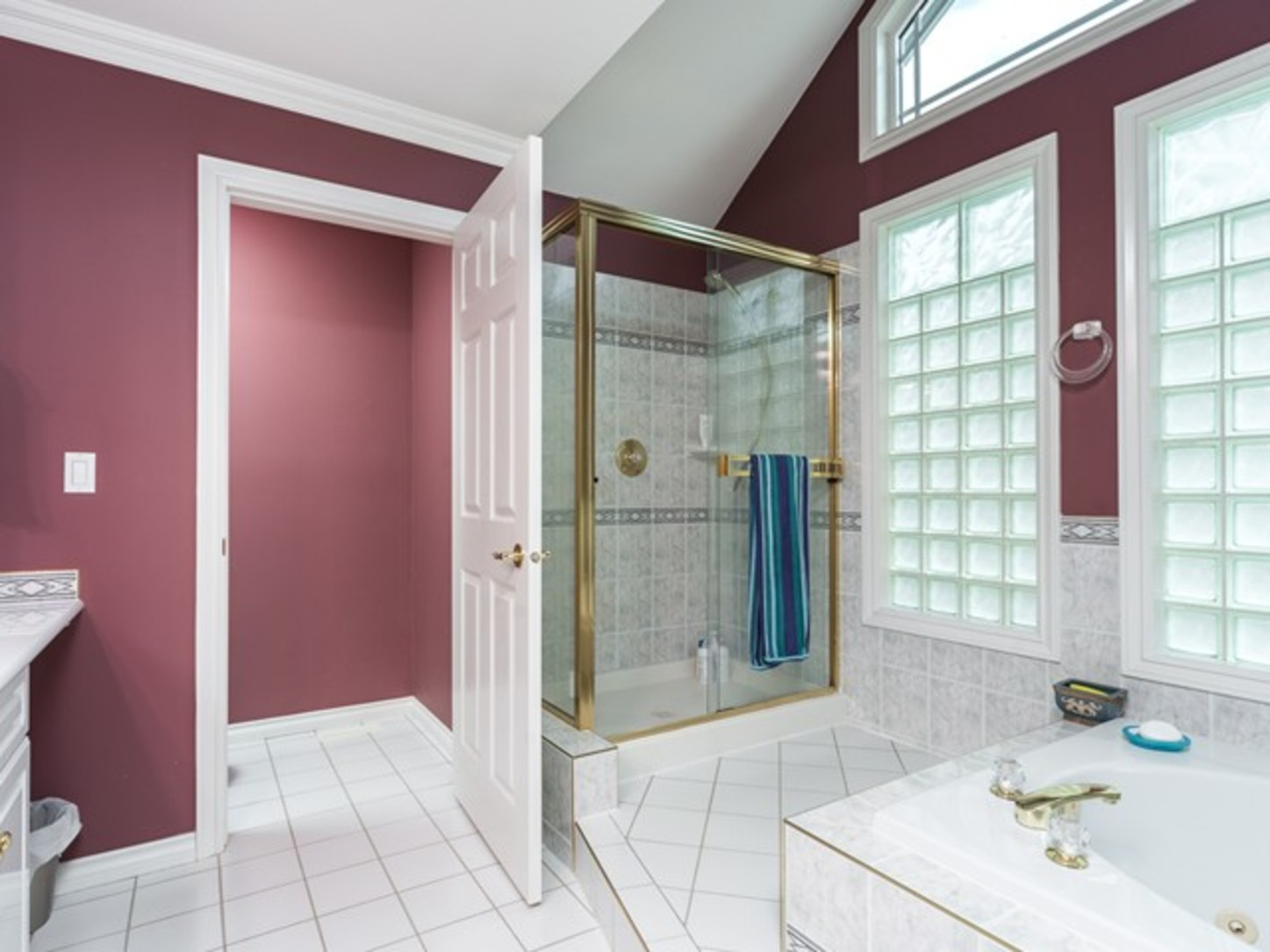 Bathroom at 15338 Sequoia Drive, Heritage Woods PM, Port Moody
