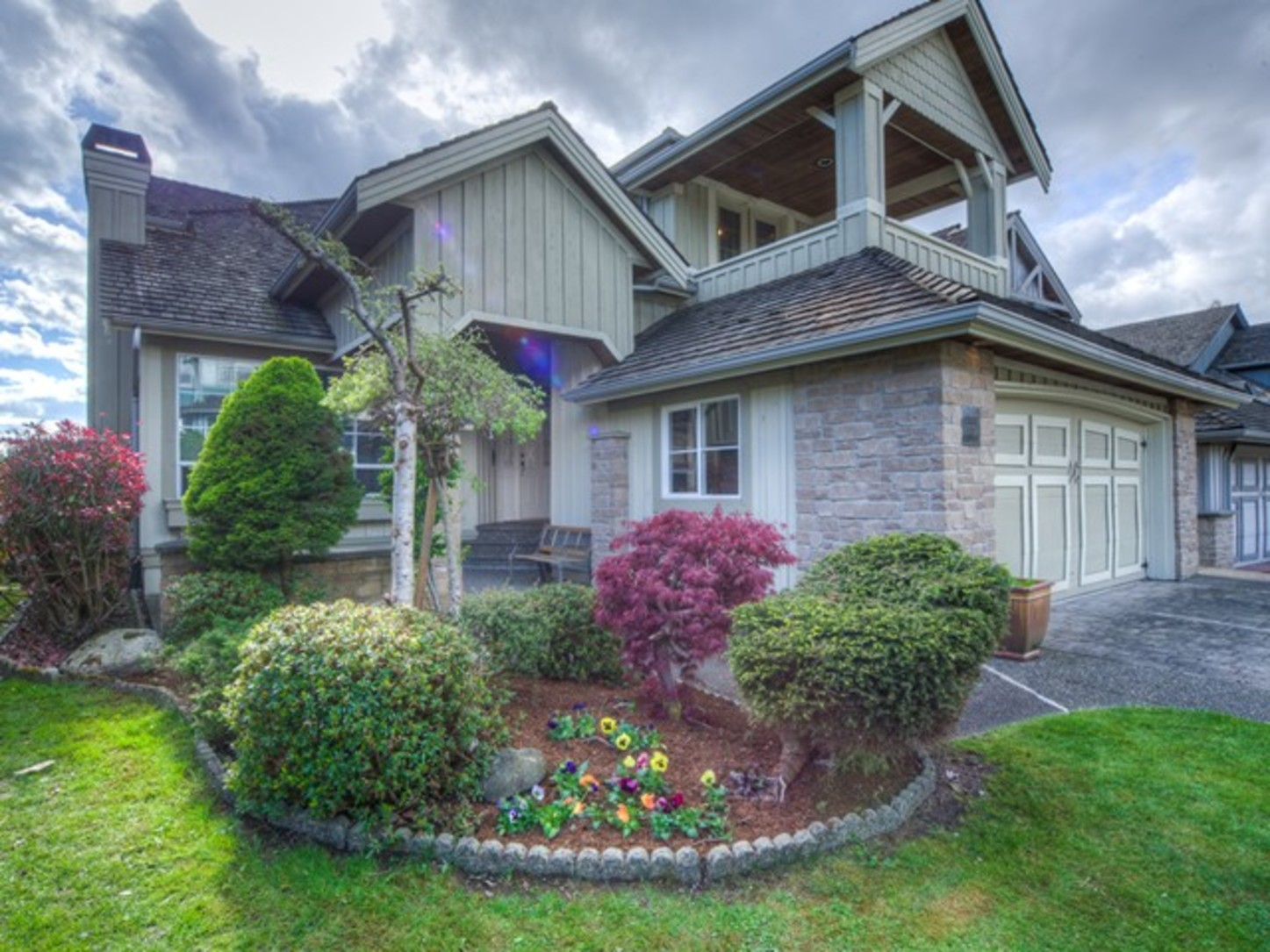 Heritage Woods - Landscape at 15338 Sequoia Drive, Heritage Woods PM, Port Moody