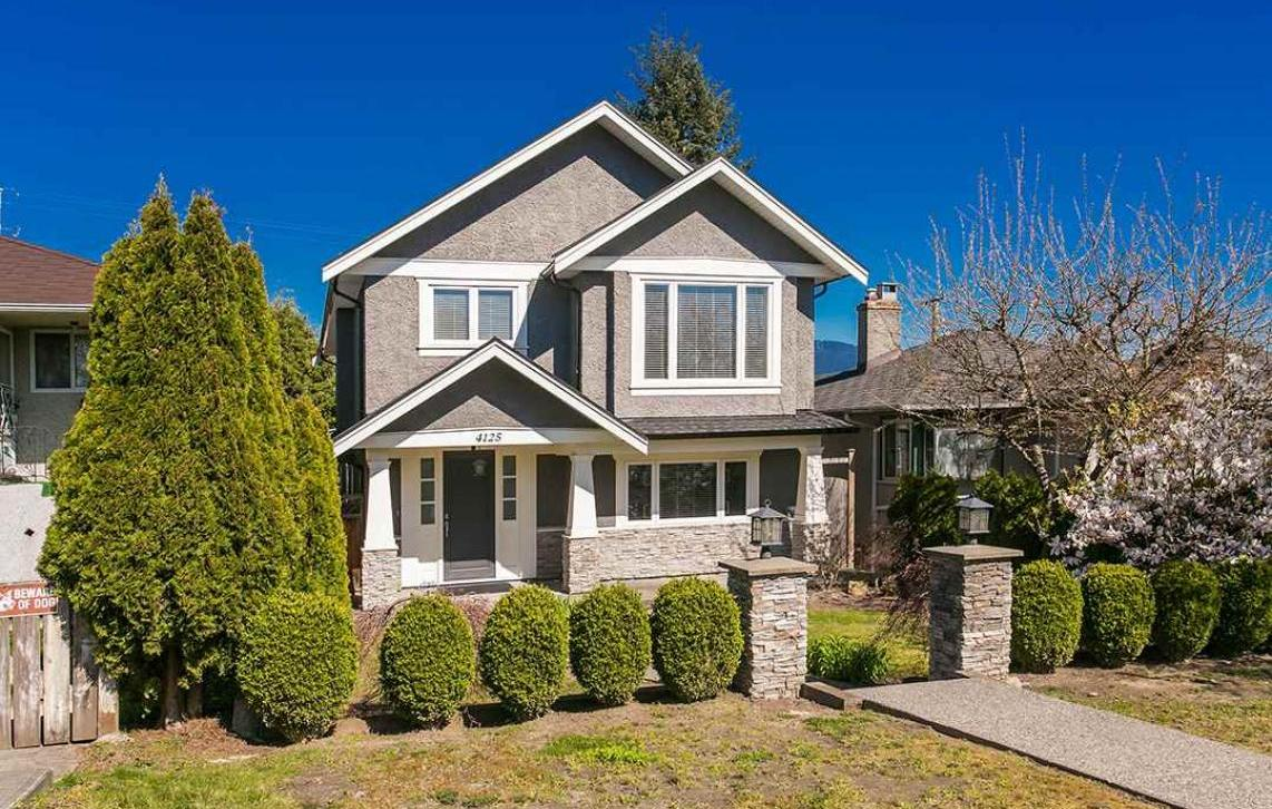 4125 Eton Street, Vancouver Heights, Burnaby North