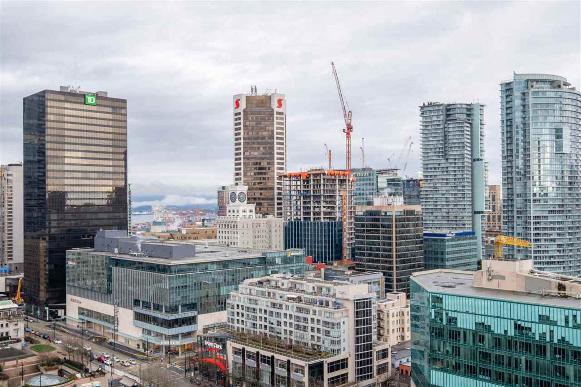 2220 - 938 Smithe Street, Downtown VW, Vancouver West