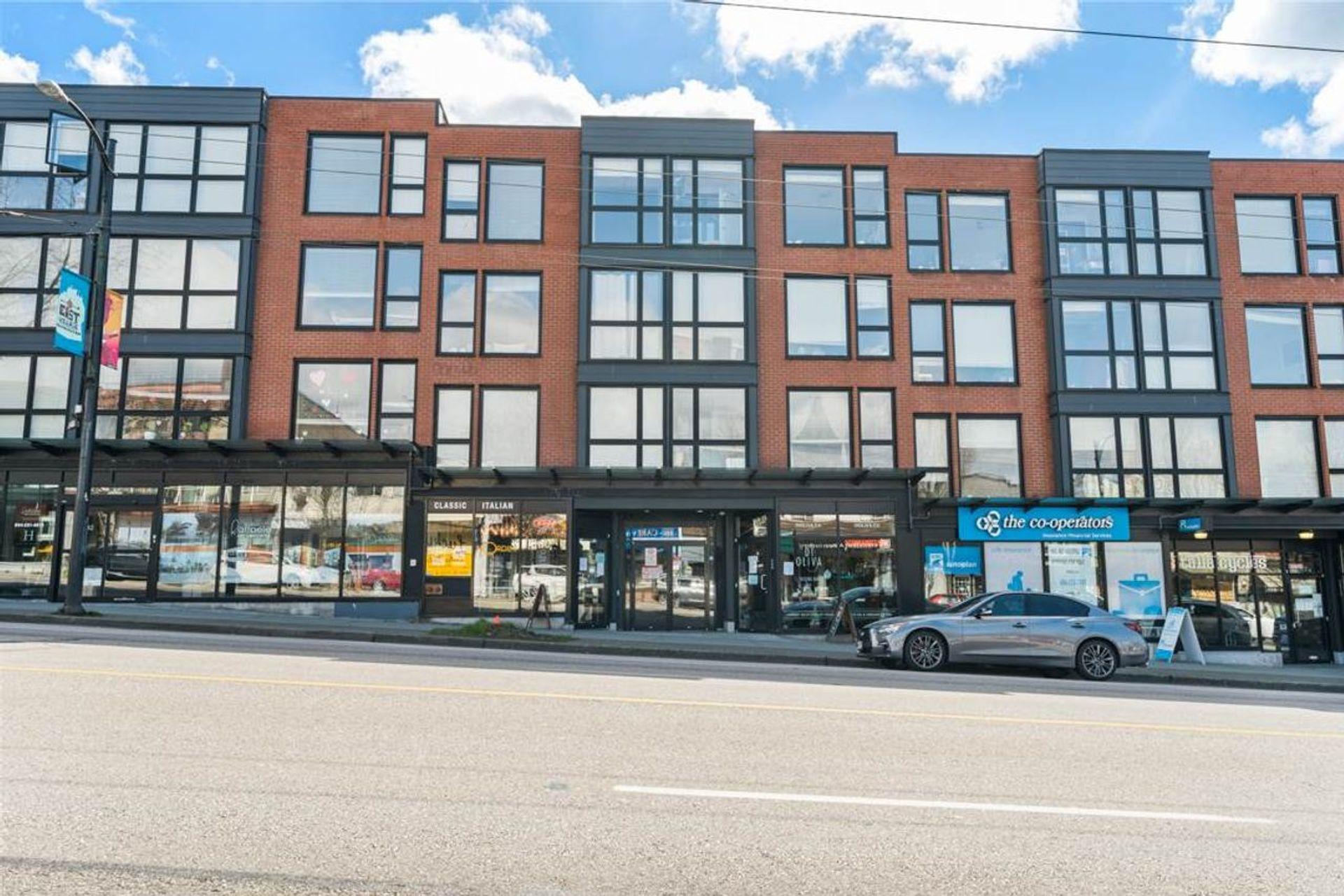 304 - 2636 E Hastings Street, Renfrew VE, Vancouver East