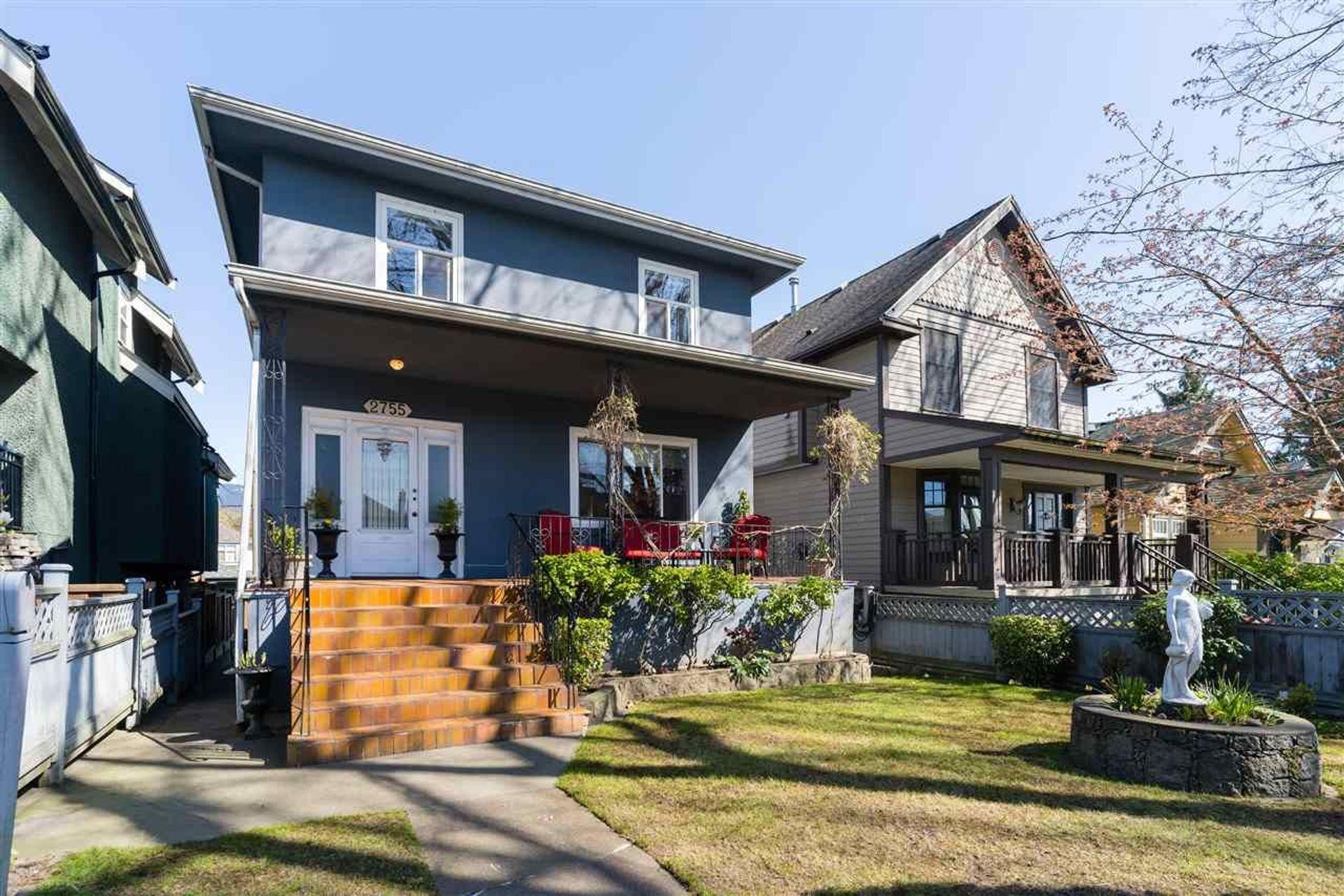 2755 Eton Street, Hastings Sunrise, Vancouver East