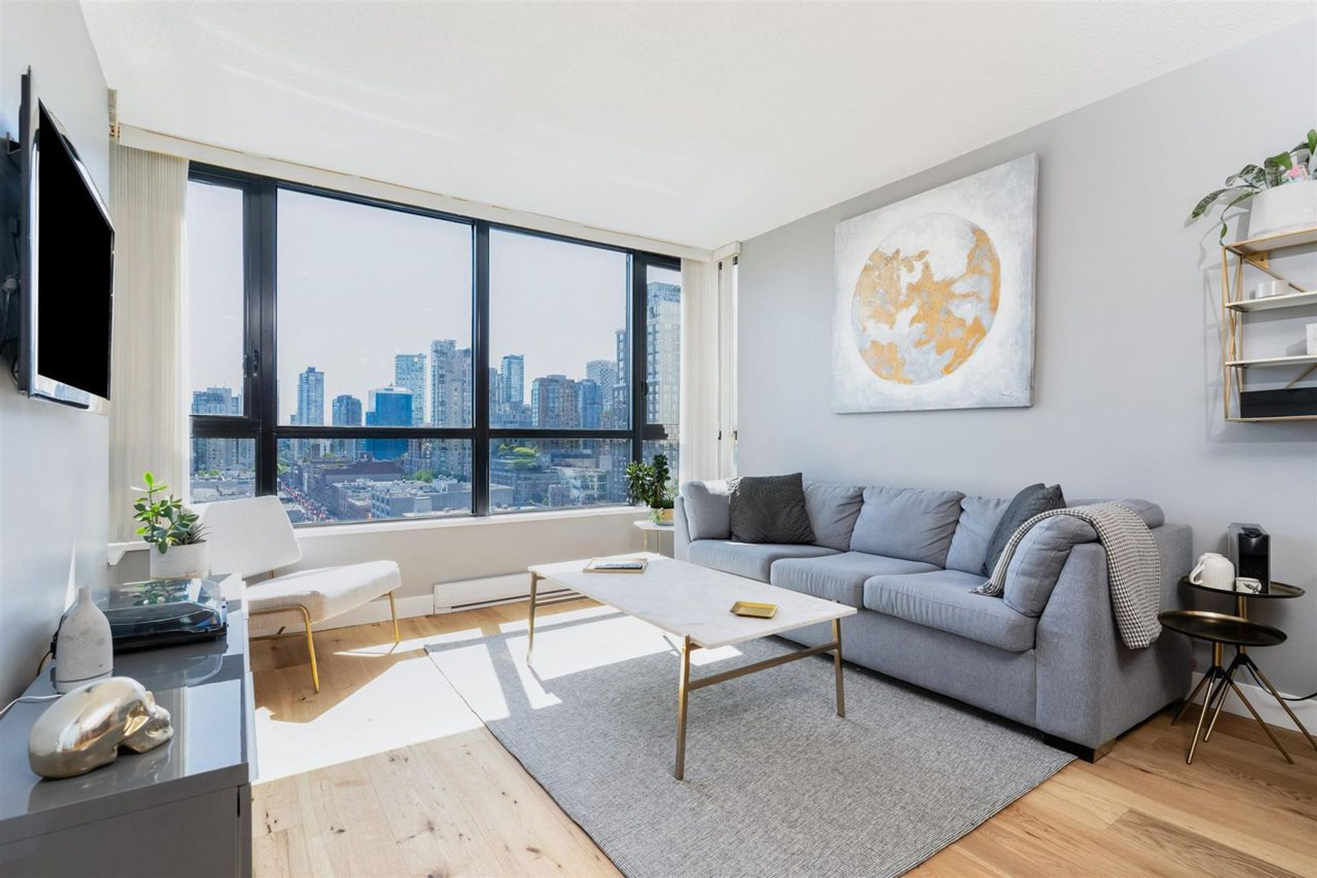 1409 - 977 Mainland Street, Yaletown, Vancouver West