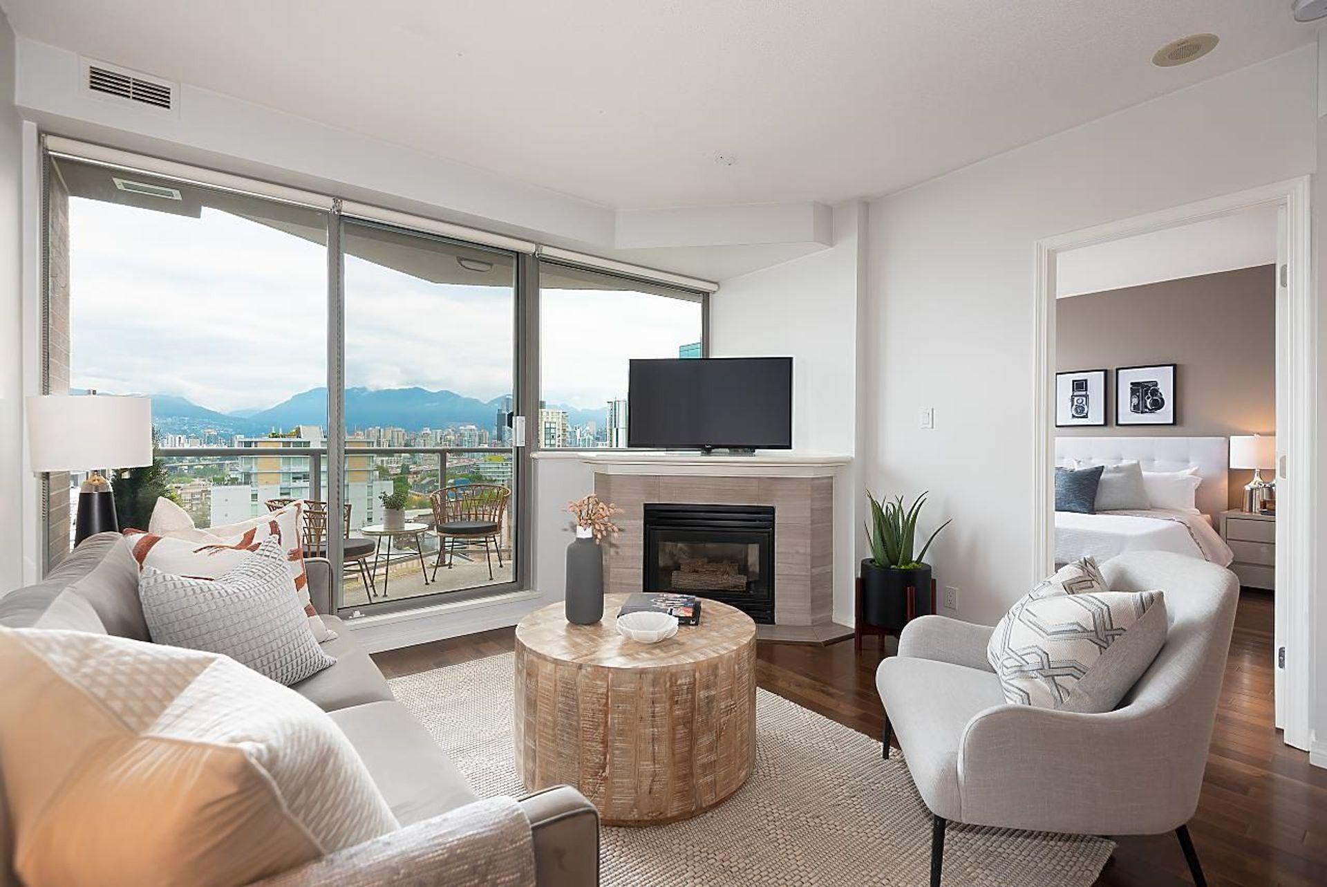 1005 - 1575 W 10th Avenue, Fairview VW, Vancouver West