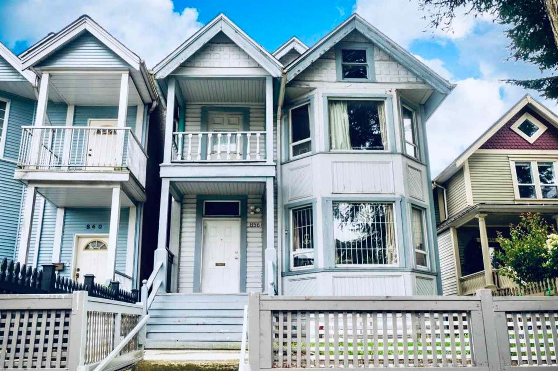 856 Keefer Street, Strathcona, Vancouver East