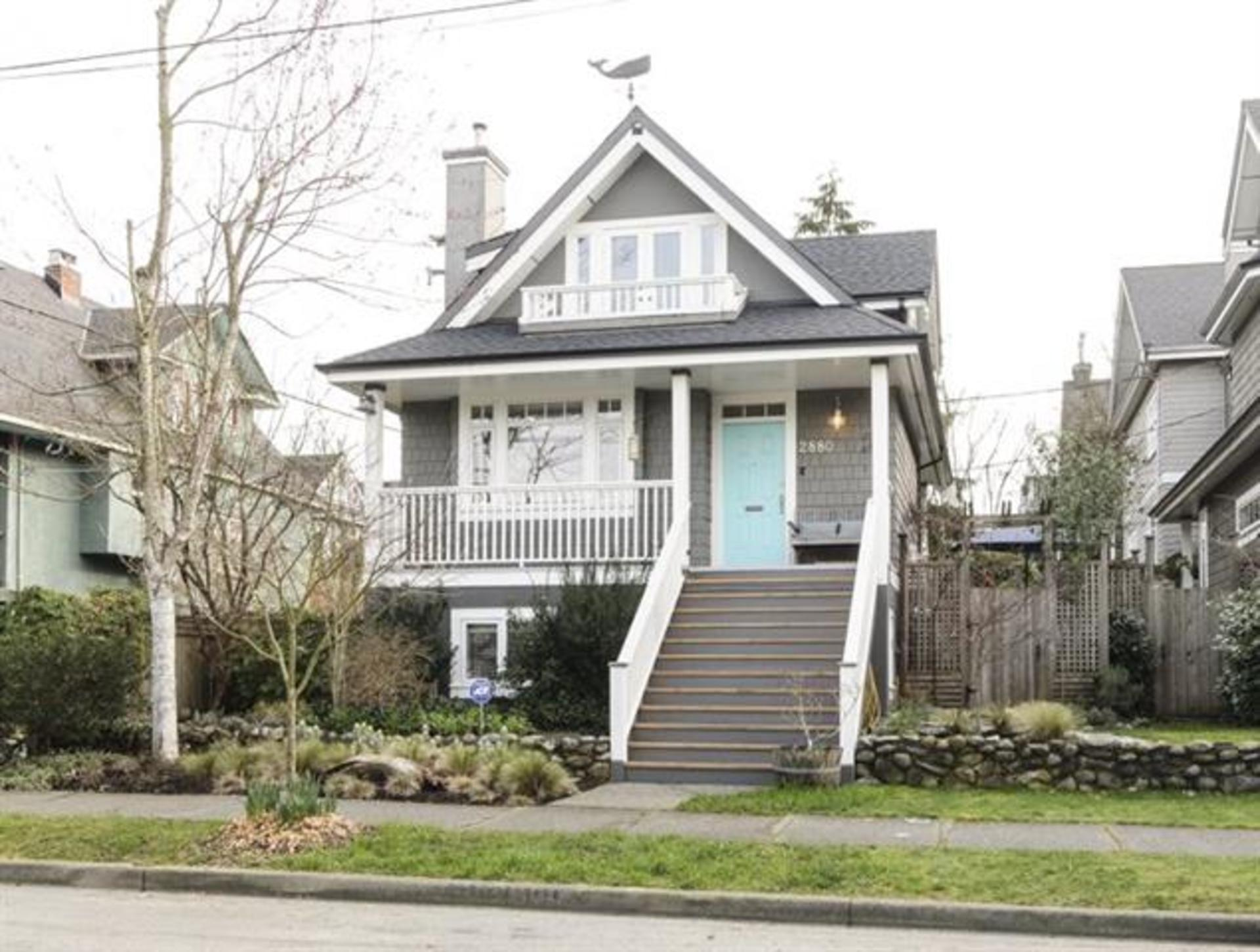 2880 Manitoba Street, Mount Pleasant VW, Vancouver West