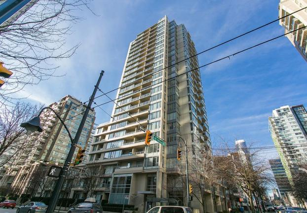 307-1001 Richards Street, Downtown Vancouver