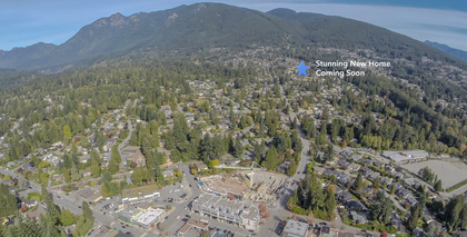 Location at 741 Winona Avenue, Forest Hills NV, North Vancouver