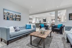 Open Concept at 741 Winona Avenue, Forest Hills NV, North Vancouver