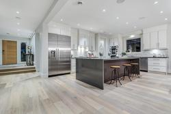 Kitchen at 741 Winona Avenue, Forest Hills NV, North Vancouver