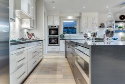 Stunning Cabinetry and Appliances at 741 Winona Avenue, Forest Hills NV, North Vancouver
