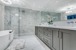 Ensuite at 741 Winona Avenue, Forest Hills NV, North Vancouver
