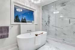 Free Standing Bath at 741 Winona Avenue, Forest Hills NV, North Vancouver