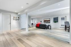 Spacious Open Basement at 741 Winona Avenue, Forest Hills NV, North Vancouver