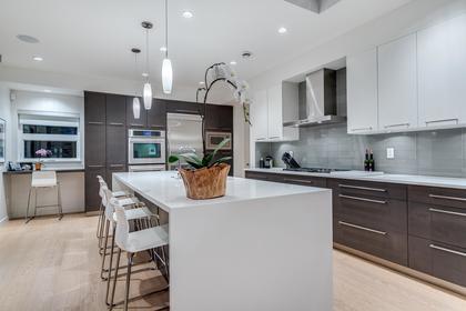 Kitchen at 925 Glenora Avenue, Edgemont, North Vancouver