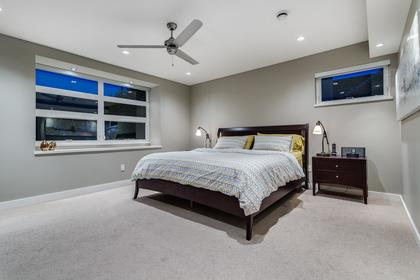 Master Bedroom at 925 Glenora Avenue, Edgemont, North Vancouver