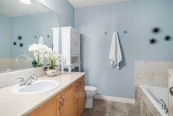 Master Ensuite at 1870 Peters Road, Lynn Valley, North Vancouver