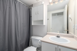 Suite Bathroom at 1870 Peters Road, Lynn Valley, North Vancouver