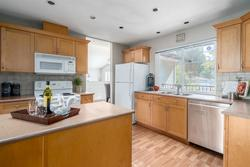 Kitchen at 1870 Peters Road, Lynn Valley, North Vancouver