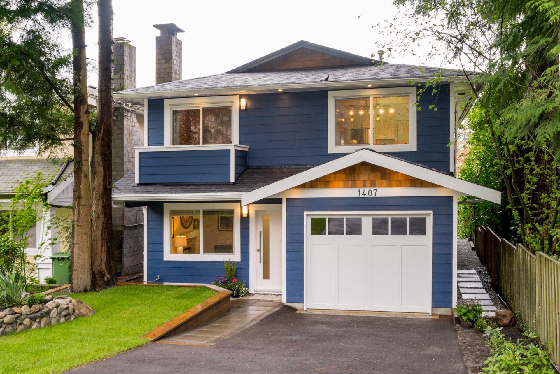 1407 Chamberlain Drive, Lynn Valley, North Vancouver