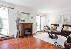 Oversized Living Room at 7427 Echo Place, Champlain Heights, Vancouver East
