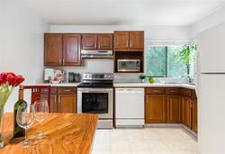 Kitchen at 7427 Echo Place, Champlain Heights, Vancouver East