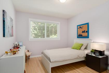 Bedroom 2 at 1497 Harold Road, Lynn Valley, North Vancouver