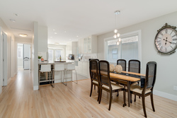 Open Concept Layout perfect for kids and entertaining at 1497 Harold Road, Lynn Valley, North Vancouver