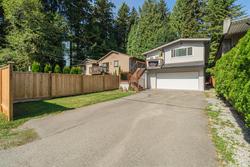 Double Garage off Draycott  cul de sac at 1497 Harold Road, Lynn Valley, North Vancouver