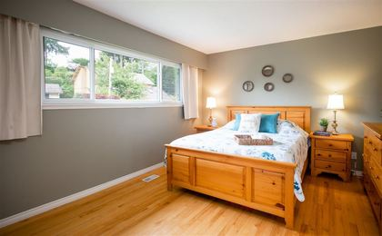 Fairmont | Edgemont Village | Master Bedroom at 3496 Fairmont Road, Edgemont, North Vancouver