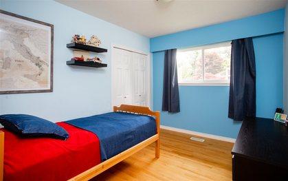 Fairmont | Edgemont Village | Guest Bedroom at 3496 Fairmont Road, Edgemont, North Vancouver
