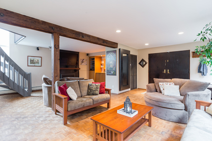 Wellington   Lynn Valley   Family Home   Rec Room at 1358 Wellington Drive, Lynn Valley, North Vancouver