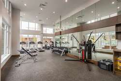 The Residences at Lynn Valley | Condo | Penthouse | Gym at 702 - 2738 Library Lane, Lynn Valley, North Vancouver