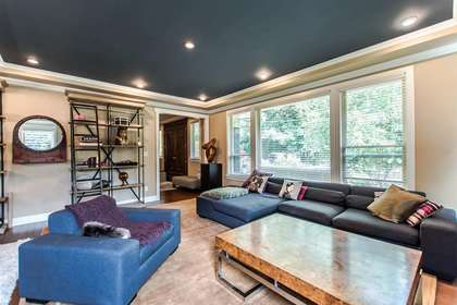 Lynn Valley | Family Home | Living Room at 1311 Appin Road, Westlynn, North Vancouver