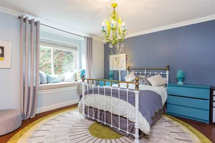 Lynn Valley | Family Home | Bedroom at 1311 Appin Road, Westlynn, North Vancouver