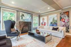 Lynn Valley | Family Home | Family Room at 1311 Appin Road, Westlynn, North Vancouver
