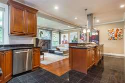 Lynn Valley | Family Home | Kitchen at 1311 Appin Road, Westlynn, North Vancouver