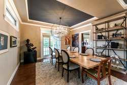 Lynn Valley | Family Home | Dining Room at 1311 Appin Road, Westlynn, North Vancouver
